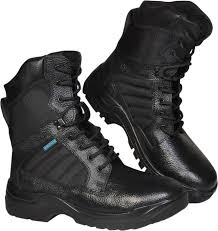 buy boots flipkart armstrong safety protecto safety boots buy black color armstrong