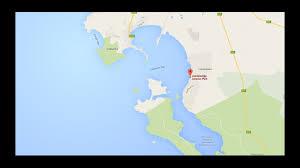 leentjiesklip caravan park google map 002 vacations on earth net