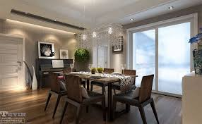 Lighting In Dining Room Modern Pendant Lighting For Dining Room Home Interior Decor Ideas