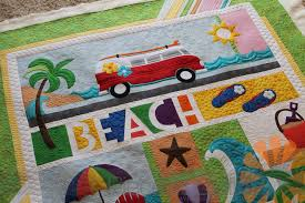 Beach Theme Quilt Beach Quilt Block Patterns Pictures To Pin On Pinterest Pinsdaddy