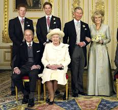 which member of the royal family are you prince charles
