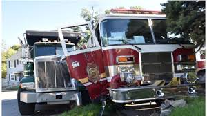 three firefighters injured when indianapolis pumper dump truck