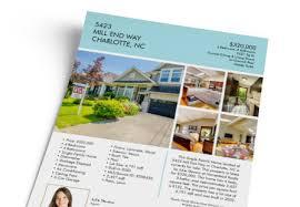 custom sell sheet printing design sale sheets primoprint