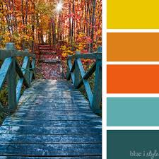 fall color pallette seasonal style 10 non traditional fall color palettes for every