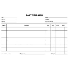 27 images of construction daily time card template infovia net