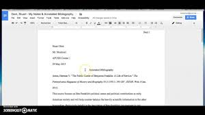 business bibliography templates free annotated bibliography