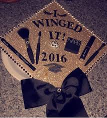Cap Decorations For Graduation 29 Hilarious Graduation Cap Ideas That Will Make You Stand Out In