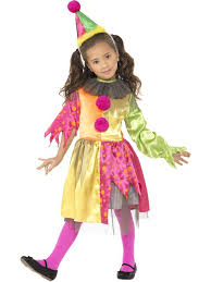 Halloween Costumes Kids Girls Scary Kids Scary Clown Costume