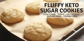 s cookies fluffy keto sugar cookies thm s low carb ketogenic sugar free