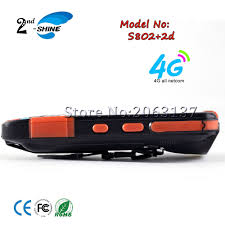 aliexpress com buy android pda 4g network handheld rugged