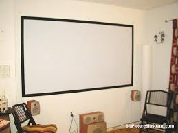 diy projector screens part iii let u0027s flok bigpicturebigsound