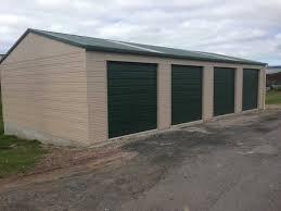 large garage and gym