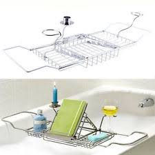 Wine Glass Holder For Bathtub Bathtub Caddy Ebay