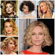 hair cuts for thin curly hair