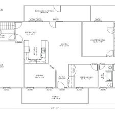 open floor plans ranch open house plans one floor liberty 2 open floor plans small homes