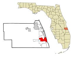 Mexico Beach Florida Map by Vero Beach Florida Wikipedia
