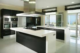 black kitchens designs contemporary kitchen appliances home design ideas