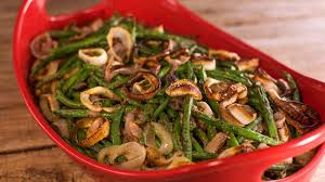 graham elliot s healthy green bean casserole recipe