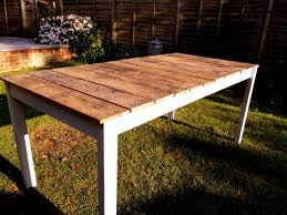 making a wood table tips for making your own outdoor furniture wooden tables