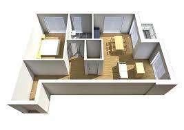 Haus Wohnung Wohnungen 1 Obergeschoss Haus C