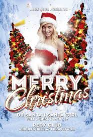 free christmas party flyer templates download free christmas flyer