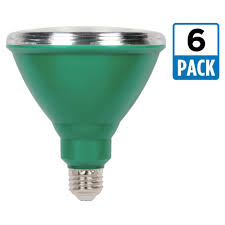 Green Flood Light Philips Outdoor Led Light Bulbs Light Bulbs The Home Depot