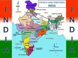 map all india state and capital map all state map in india