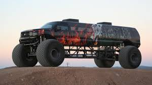 monster truck shows 2014 stretched ford excursion u0027luxury monster truck u0027 can crush traffic