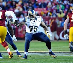 Tim Barnes St Louis Rams Dissecting The St Louis Rams Offensive Line