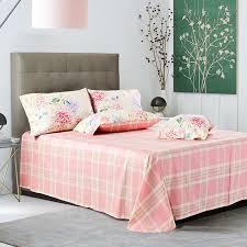 buttons plant cotton bedding set european duvet cover bed sheet