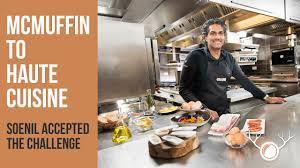 cuisine chef master chef transforms mcmuffin bacon egg into haute cuisine
