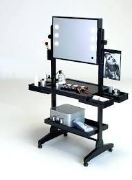 light up vanity table desk 49 elegant makeup desk with lights sets contemporary makeup