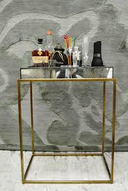Gold Coffee Table Tray by Modern Tray Table No 1 Bar Oasis Bar And Bar Carts