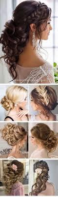 wedding hairstyles for hair 42 best wedding hairstyles for hair wedding hairstyles