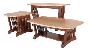 Amish End Tables by Royal Mission Occasional Tables Coffee Table End Table