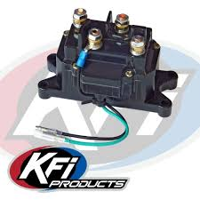 replacement winch contactor kfi atv winch mounts and