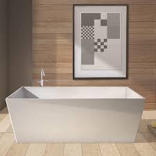 modelli di vasche da bagno vasca da bagno da design moderno quadra modello york in bianco