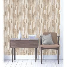 fine decor distinctive parquet reclaim wallpaper cream