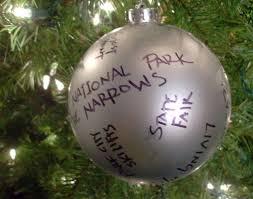 in loving memory items ornament dollar store craft memories christmas ornament