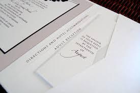 modern square pocketfold wedding invitations lepenn designs