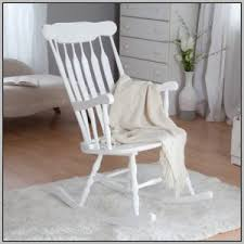 White Childs Rocking Chair White Wooden Toddler Rocking Chair Chairs Home Decorating