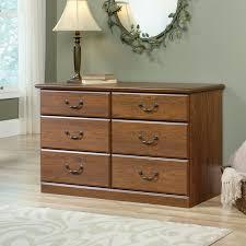 Sauder Orchard Hills Bookcase Headboard by Sauder Orchard Hills Dresser Carolina Oak Walmart Com
