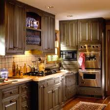 Olive Green Kitchen Cabinets Like This Color Too May Be To Dark - Olive green kitchen cabinets