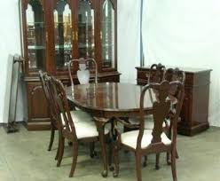 ethan allen dining table and chairs used ethan allen dining dining room sets used ethan allen dining tables