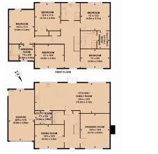 five bedroom floor plan five bedroom detached home revell homes