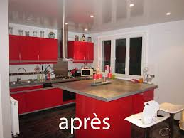 de cuisine com comment peindre des meubles de cuisine