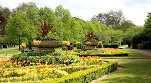 Photo Flower Garden by The Avenue Gardens Regent U0027s Park Landscape Noteslandscape Notes