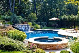 swimming pool gardens swimming pool landscape design ideas above