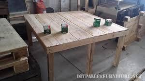 tavoli sala da pranzo allungabili tavolo allungabile per la sala da pranzo con i pallet 2mobili con