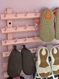 hanging shoe organizer diy home design ideas